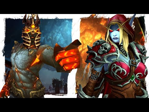 The Lich King's DAUGHTER, Brutal Horde Actions & 2 In Game Allied Races - Battle for Azeroth