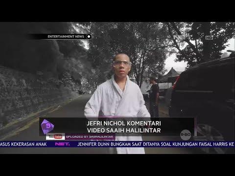 Jefri Nichol Komentari Video Saaih Halilintar