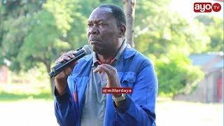 """RC Mwanri aanzisha vita na Walevi """"Pombe ina darubini, ulevi ulipojenga nchi!"""""""