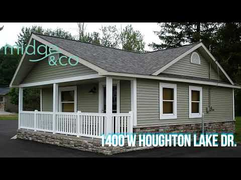 1400 W. Houghton Lake Dr, Prudenville Mi | Midge & Co