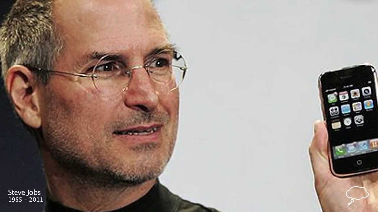 Steve Jobs Biography - YouTube