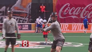 Black Wolves' Bill O'Brien is a star on the field and off