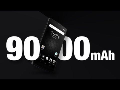 DOOGEE BL9000  распаковка нового долгожителя,он вам понравится...