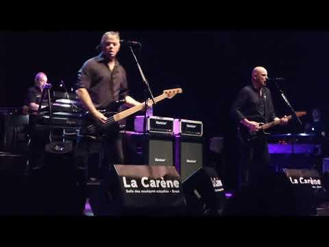 The Stranglers @ La Carène 28 novembre Brest Peaches