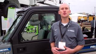 Video still for Aaron Stegemann of Polaris at ICUEE