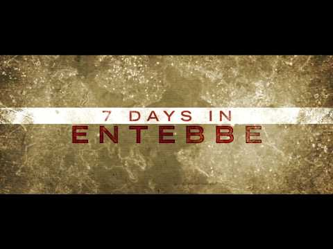 7 Days In Entebbe - trailer - Based on true events
