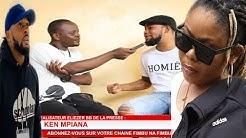 Enfin Leketsou abimisi motema mabe ya Héritier makambu asala Carine ndenge Atinda bango bafingaka ba