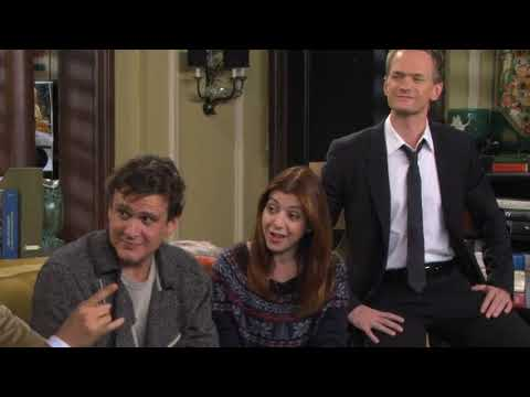 How I Met Your Mother – The Naked Truth Clip1