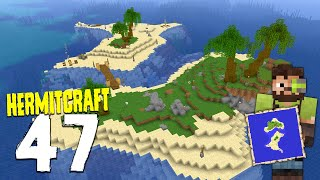 HermitCraft 7: 47 | ISKALL'S NEW TREASURE ISLAND