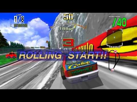 Sega Racing Classic -- RingWide