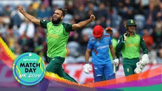 South Africa make light work of Afghanistan in spite of the rain