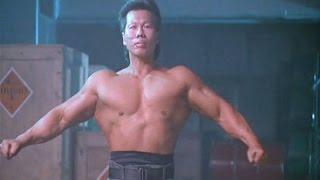 Ван Дамм vs Боло Йенг. Van Damm vs Bolo Yeung. Двойной удар