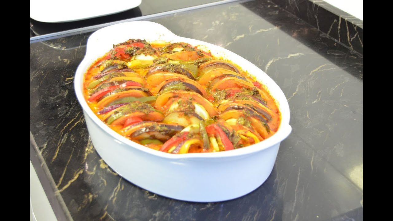 Ratatouille un pedacito de francia en tu plato youtube for Platos franceses