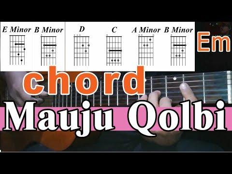 Chord Guitar Mauju Qalbi Cover By Indra Ipul