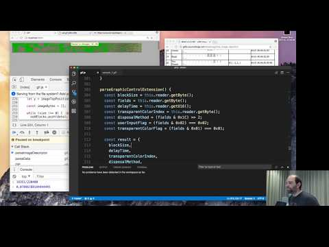LIVE CODE: GIF decoder, part 4