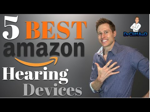 5 BEST Amazon Online Hearing Aid Options