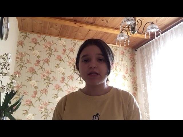Изображение предпросмотра прочтения – ДиляраГаязетдинова читает произведение «Тарас Бульба» Н.В.Гоголя
