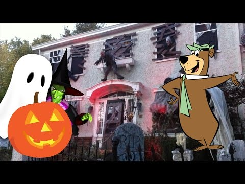 Yogi's Halloween Adventure