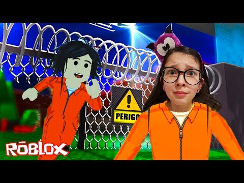 Roblox - VIRAMOS PRISIONEIRAS (Jailbreak) - VIDA DE ROBLOX Ep. 02 | Luluca Games