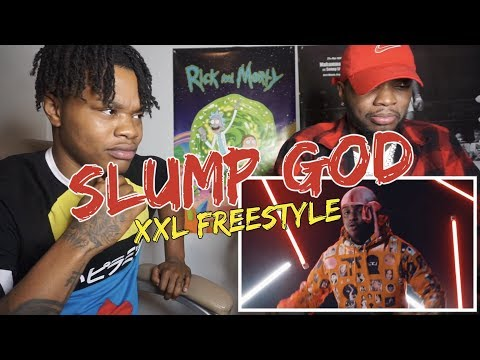 Ski Mask The Slump God Freestyle — 2018 XXL - REACTION