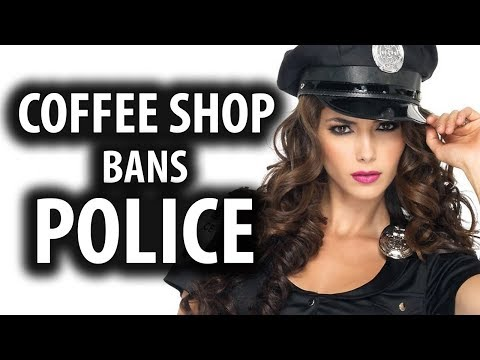 Oakland Coffee Shop Refuses To Serve Police