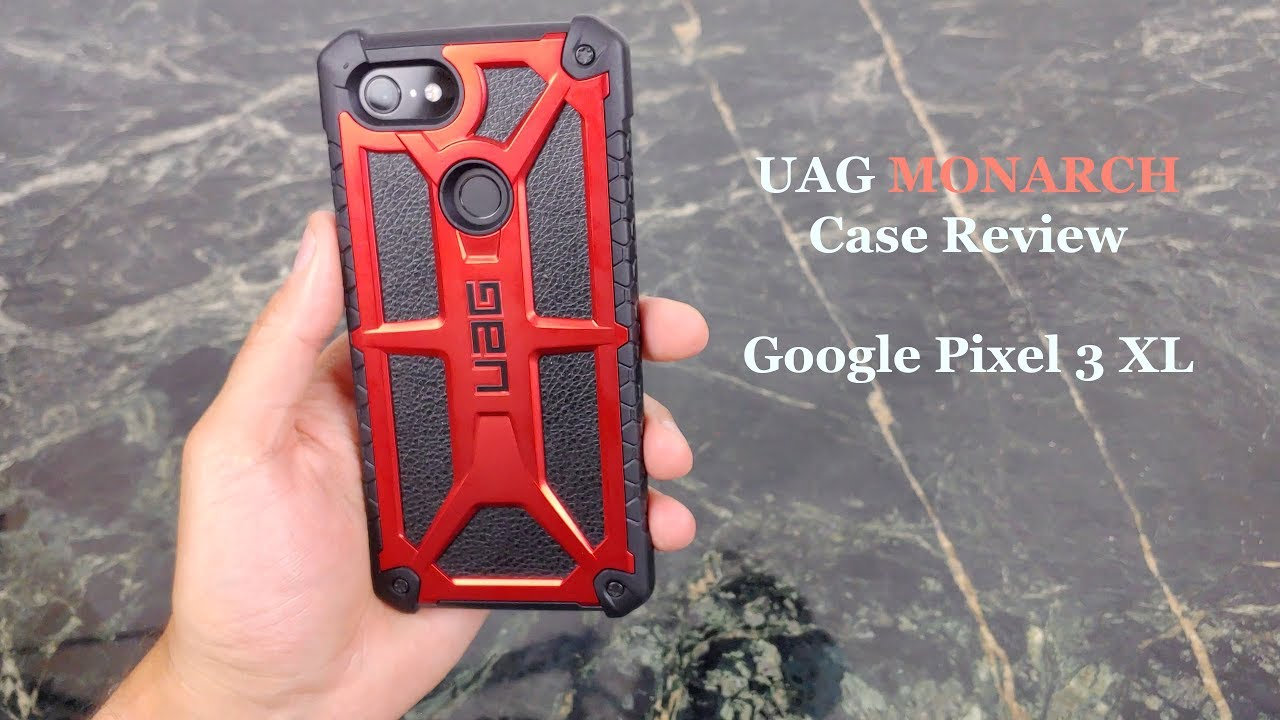 low priced 5b460 a0220 UAG Monarch Case Review : Google Pixel 3 XL