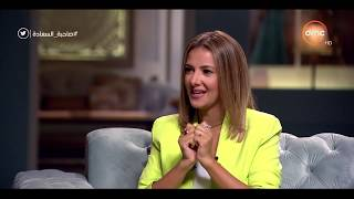 صاحبة السعادة - شوف دنيا سمير غانم بتعمل ايه مع رامي رضوان لما بيزعلها في البيت