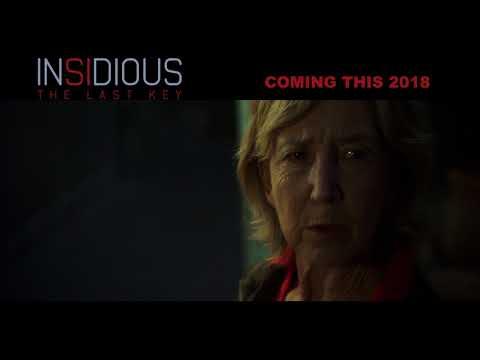 INSIDIOUS THE LAST KEY - International Trailer #1