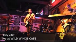 """Hey Joe"" live at WILD WINGS CAFE Jacksonville, FL"
