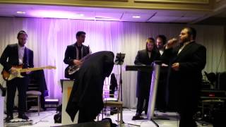 Singer Shia Berko And Levy Falkowitz Rocking A Wed – לוי פלקוביץ