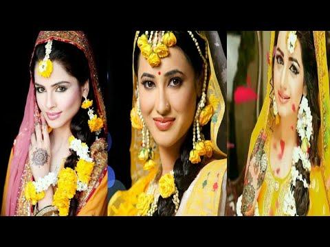 I Mehndi Flower Jewelry : Best flower mehndi haldi bride jewelry fresh jewellery