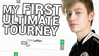 Leffen's FIRST EVER Smash Ultimate Tournament - Can he win?