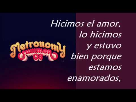 Metronomy - Hang Me Out To Dry (Subtitulada)