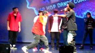 the beat down 2009 freestyle