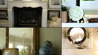 Fireplace Mantel Decorating -  Pictures Ideas