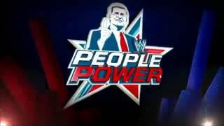 Wwe John Laurinaitis Theme Song 2012  People Power + Titantron Hd