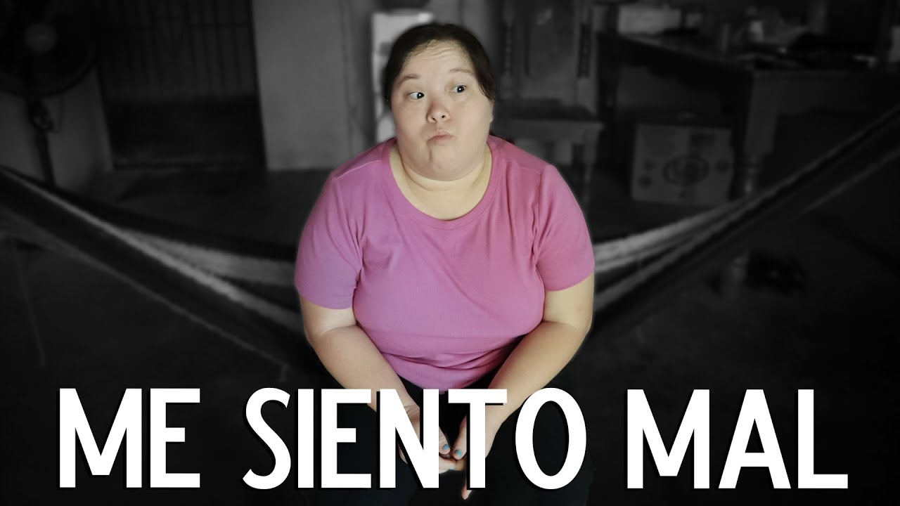 CHOL TRISTE  😥 *¿ME SIENTO MAL?*