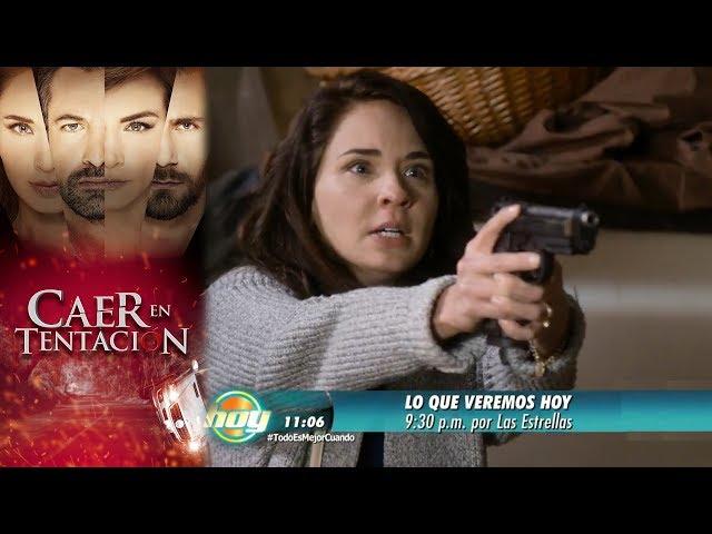 Caer en tentación | Avance 17 de enero | Hoy - Televisa