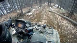 ATV Offroad Romania - Bex Team - Operatiunea Bucea