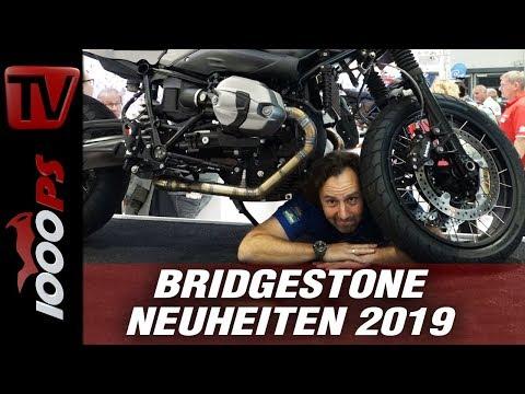 Bridgestone Neuheiten 2019 - Motorradreifen Überblick