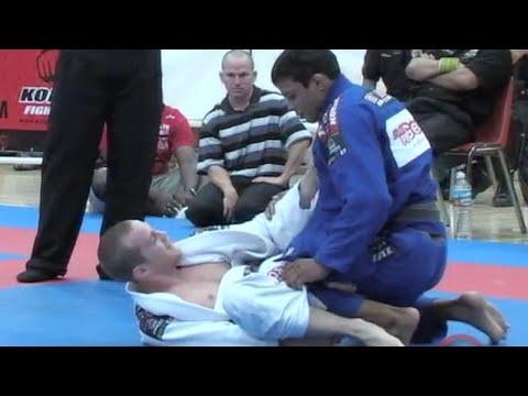 Bibiano Fernandes VS Jeff Glover / Pan Championship 2007