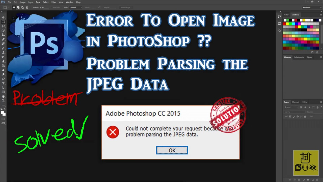 A Guide to Fix 20 common JPEG or JPG Problems