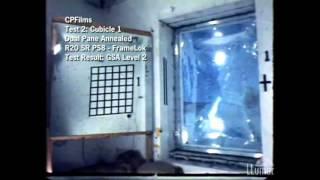 LLumar® Bomb Blast Window Film (200 microns)