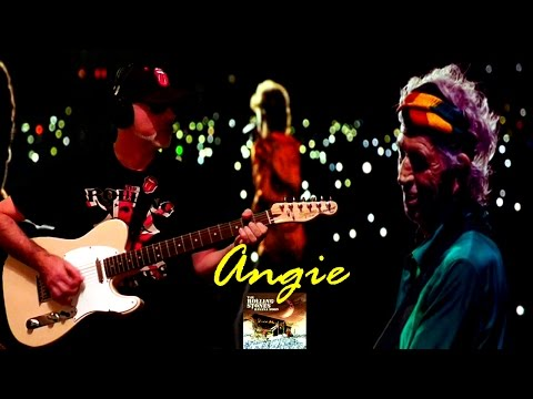 Angie live subtitulada Cuba Rolling Stones & RollingBilbao guitar cover HD