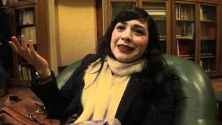 Entrevista a Carla Morrison @ Festival Centro 2012 Bogotá Colombia