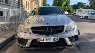 J'ai jamais vu une Mercedes aussi énervée !