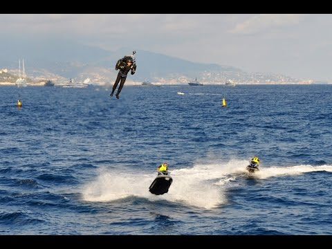 JetPack Aviation JB10 Principality of Monaco Flight #2 Right GoPro