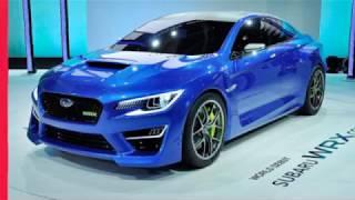 2019 Subaru WRX Review Premium Performance Package