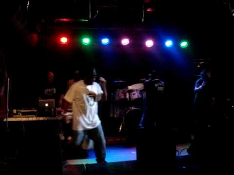 """Academy Hill Performing """"War (Raw)"""" Cicero's Show 7/28/10.MPG"""