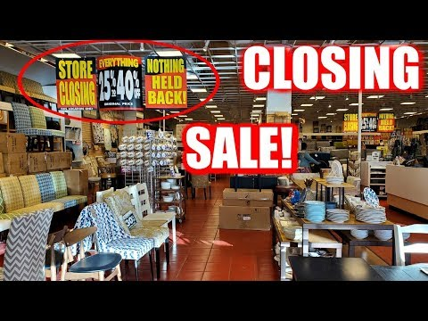 Pier 1 Imports CLOSING STORES * SHOP WITH ME 2020